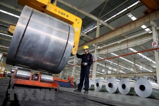 越南对中国的铝制挤压型材采取反倾销措施 hinh anh 1