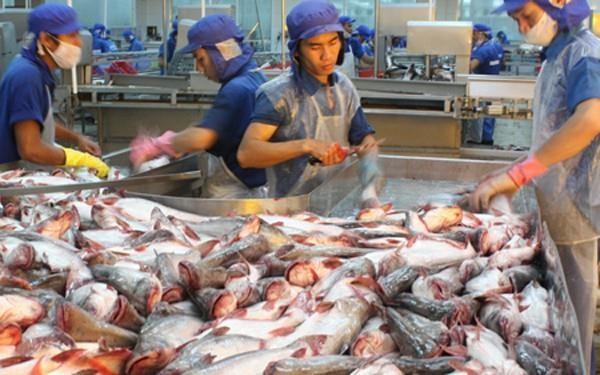 越南海产业努力克服困难实现稳定增长 hinh anh 1