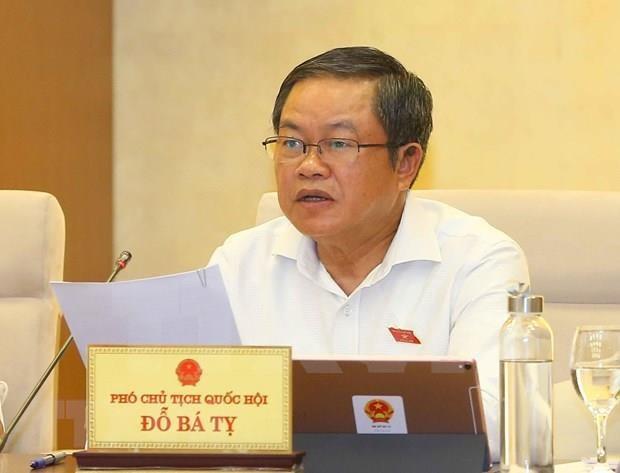 越南国会副主席杜伯巳对西班牙进行工作访问 hinh anh 1