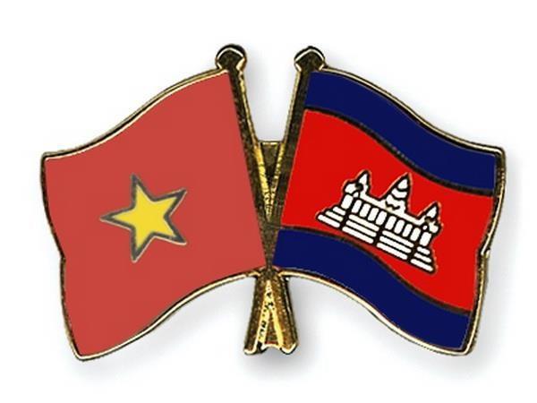 柬埔寨首相洪森开始对越南进行正式访问 hinh anh 2