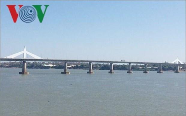 友谊桥促进泰国与缅甸之间的贸易活动 hinh anh 1