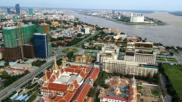 日本向柬埔寨首都污水处理系统建设项目提供2570万美元援助 hinh anh 1