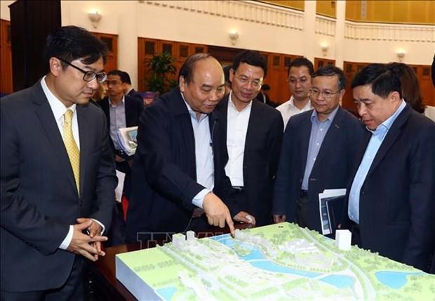 政府总理正式批准成立国家改革创新中心 hinh anh 1