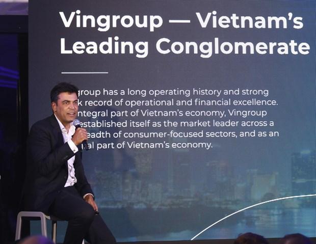 越南VinSmart智能手机与俄罗斯消费者见面 hinh anh 2