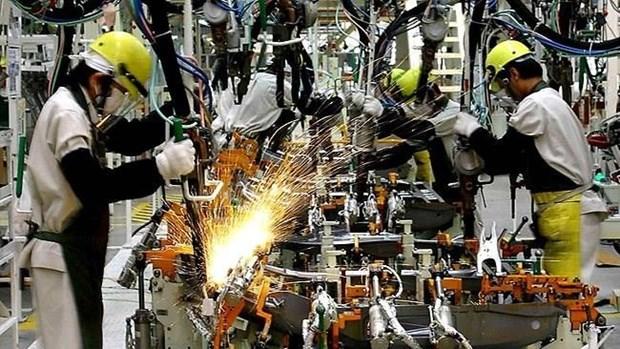 越南各工业区园区企业入住率达近75% hinh anh 1