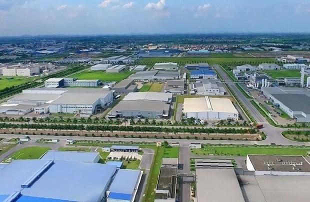 日本住友将扩大在越投资的工业区规模 hinh anh 1