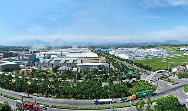 永福省汽车、摩托车整车组装企业为1200名劳动者创造就业机会 hinh anh 2