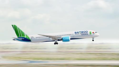 越竹航空将在本月开通飞往韩国和捷克的航线 hinh anh 1