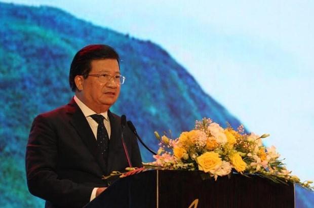 政府副总理郑廷勇出席2019年越南企业家论坛 hinh anh 2