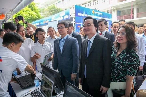 政府副总理武德儋:每所大学应创建一个创新的工作空间 hinh anh 2