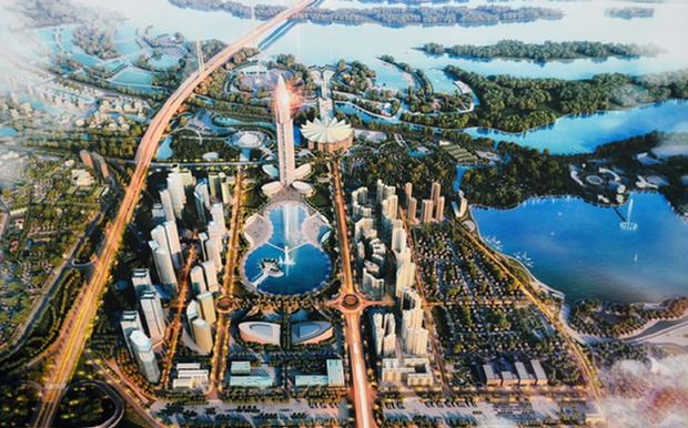 智慧城市项目正式开工 政府总理阮春福出席 hinh anh 3