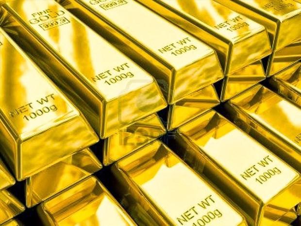 10月7日越南国内黄金价格保持不变 hinh anh 1