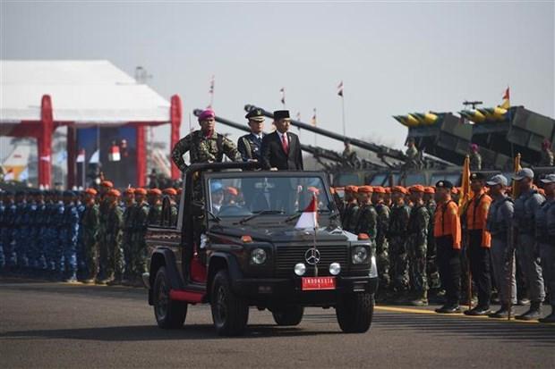 印尼增建4个新军事基地 努力解决安全威胁 hinh anh 1