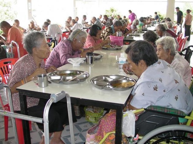 泰国到2020年优先助力四个服务领域发展 hinh anh 1