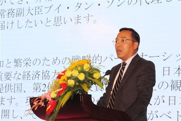 越南西原地区各省推进与日本的合作 hinh anh 1