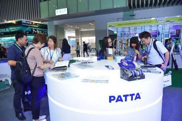 2019年越南国际五金及手动工具展览会即将在胡志明市举行 hinh anh 1