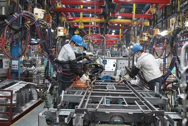 今年前九月海阳省工业产值同比增长12.3% hinh anh 1