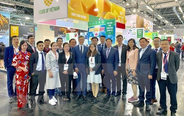 越南参加2019年德国科隆国际食品展览会 hinh anh 1