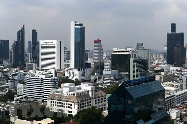 IMF预测泰国今年经济增长大幅放缓至2.9% hinh anh 1