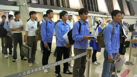 2019年前 9月越南出国务工人数超过10 万人 hinh anh 2