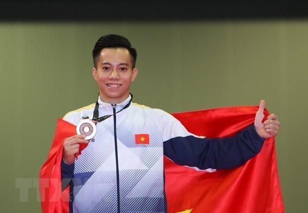 越南正式获得2020年东京奥运会的第二张入场券 hinh anh 1