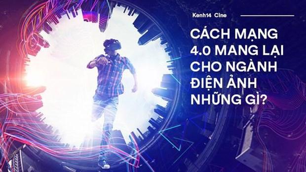 越南电影行业面向工业4.0时代 hinh anh 1