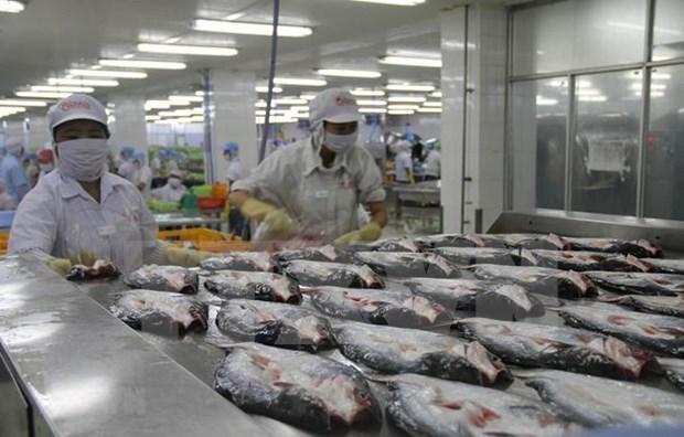 越南全球竞争力指数上升10位 hinh anh 1