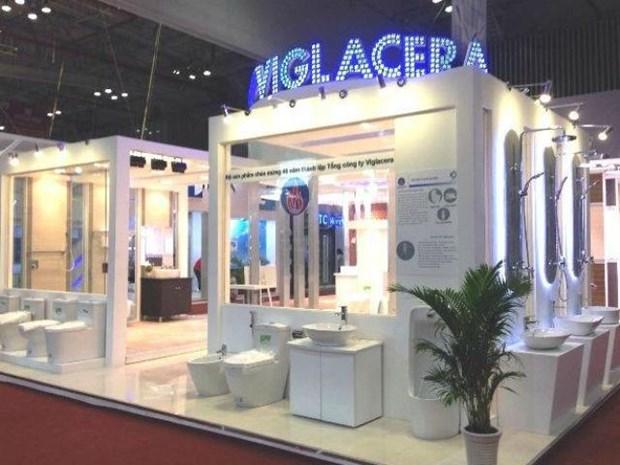 Viglacera跻身越南最具价值品牌50强名单 hinh anh 1