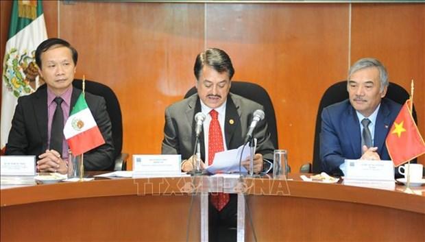 墨西哥众议院成立墨越议员友好小组 hinh anh 2