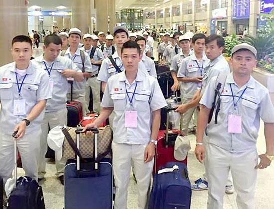 2019年前 9月越南出国务工人数超过10 万人 hinh anh 1