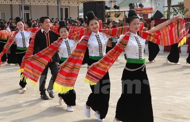 保护与弘扬民间舞蹈文化价值是值得关注的问题 hinh anh 1
