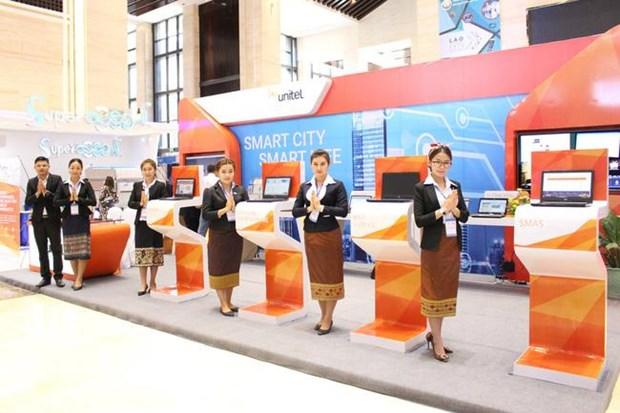 Viettel在老挝试点展开5G服务 hinh anh 1