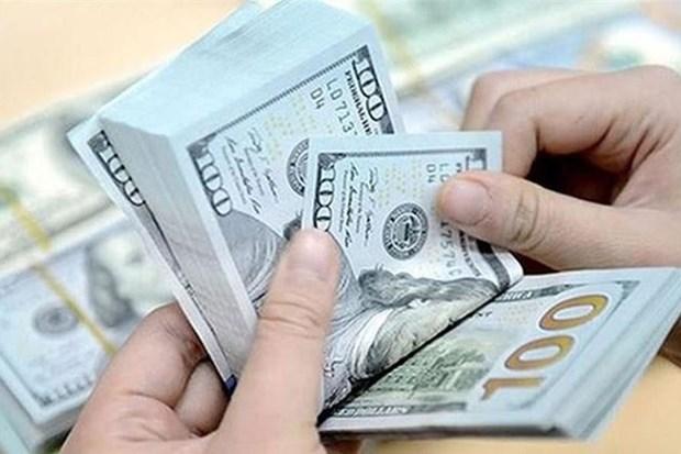 10月10日越盾对美元汇率中间价上调1越盾 hinh anh 1