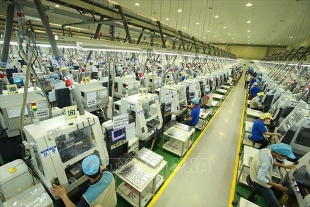 世行经济专家:越南仍是外国投资者最具吸引力目的地 hinh anh 1