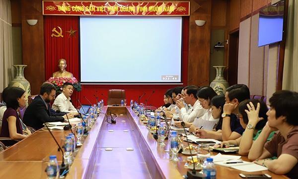 国际劳工组织协助越南社会保险开展人力资源培训 hinh anh 1