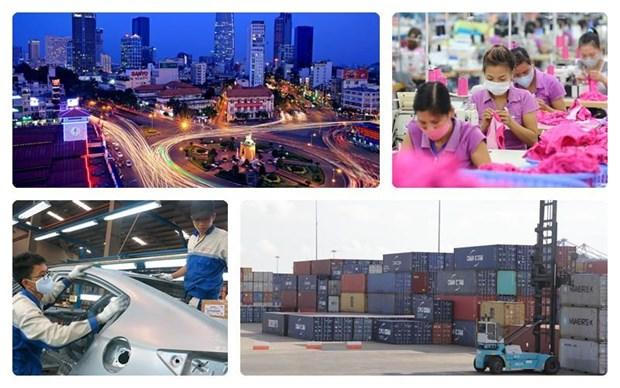 越南经济将稳中有进 实现增长目标胜券在握 hinh anh 1