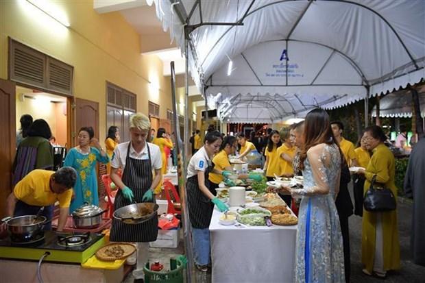 """""""越南美食之夜""""活动在泰国举行 hinh anh 1"""