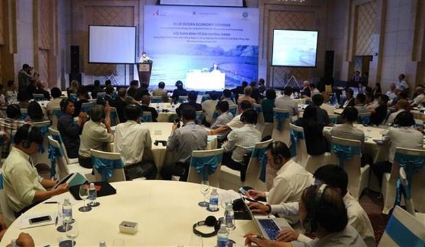 越南与挪威合作促进海水养殖业和水产养殖业发展 hinh anh 1