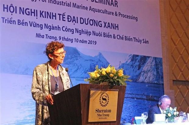 越南与挪威合作促进海水养殖业和水产养殖业发展 hinh anh 2