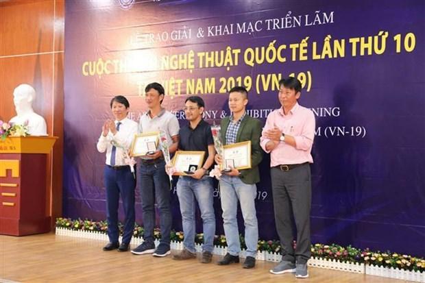 超过16300 个作品参加2019年越南第10届国际艺术摄影大赛 hinh anh 1
