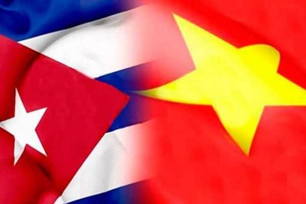 越南领导人向古巴领导人致贺电 hinh anh 1