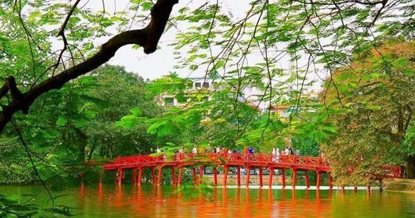 首都解放65周年:首都河内--安全、友好的旅游圣地 hinh anh 1