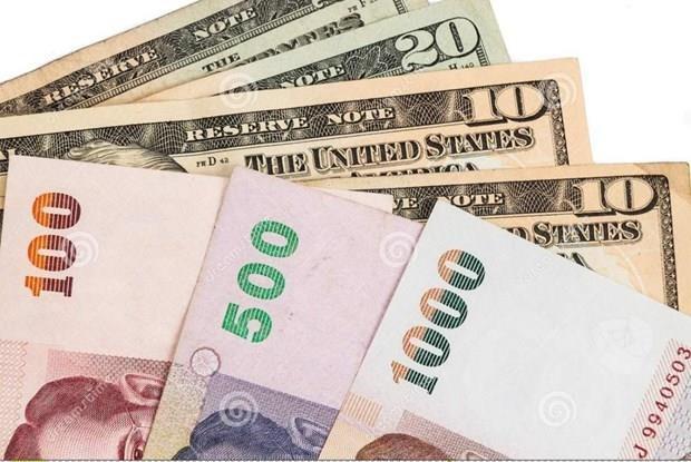 泰铢兑换美元汇率创6年来新高 hinh anh 1