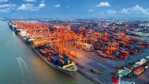 海防国际港口下辖3号和4号两个国际集装箱码头建设项目的投资主张获批 hinh anh 1