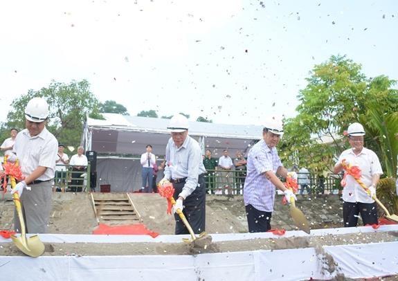 韩国援助越南升级改造橙剂受害者社会保障中心 hinh anh 1