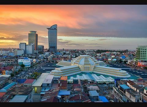 世行:2019年柬埔寨经济增速将放缓 hinh anh 1