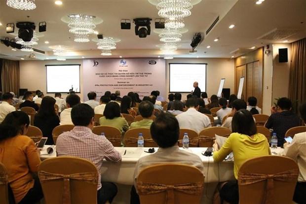 越南应建立起适应第四次工业革命的知识产权体系 hinh anh 1