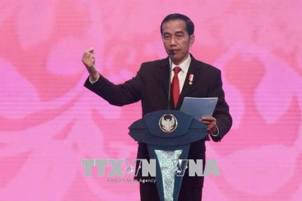 印尼高级部长遇袭遭刺伤 佐科威下令加强安保 hinh anh 1