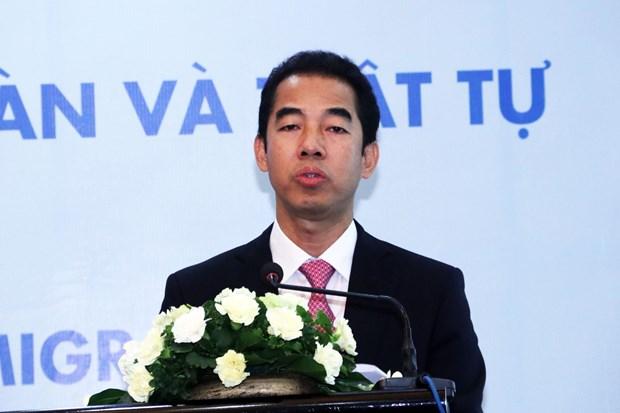 越南致力于促进安全、有序和正常的移民工作 hinh anh 1