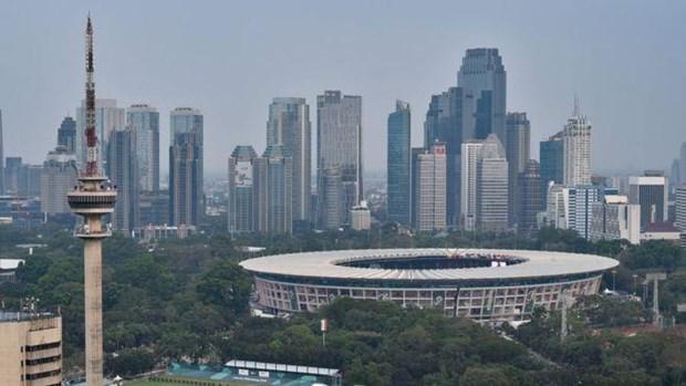 印尼将拨出近5亿美元助推公交系统发展 hinh anh 1